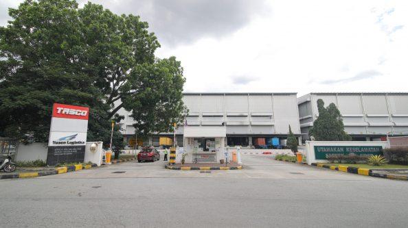 Shah Alam Logistics Centre (SALC B_C_D_E_F)
