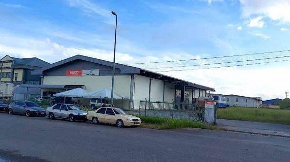 Kuching Air Freight Logistics Centre (KCLC)